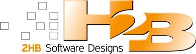 2HB Software Designs logo