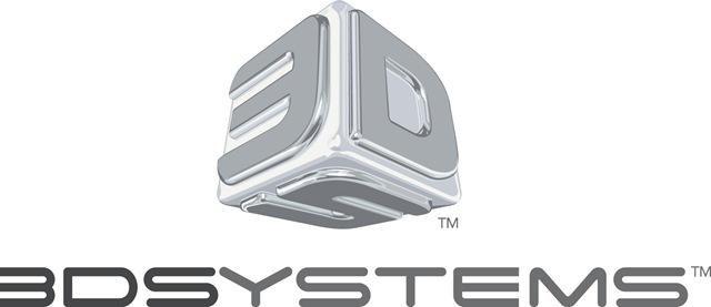3D Systems Corporation logo