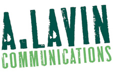 A. Lavin Communications logo