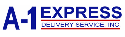 A1 Express Delivery Service logo