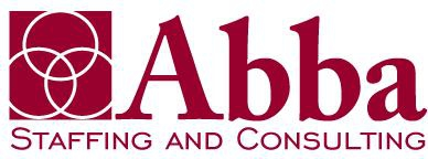 ABBA Staffing and Consulting logo