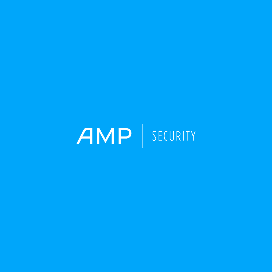 Amp Logo Amp Security ...