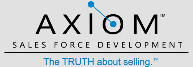 AXIOM Sales Force Development logo