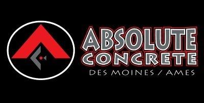 Absolute Concrete Construction logo