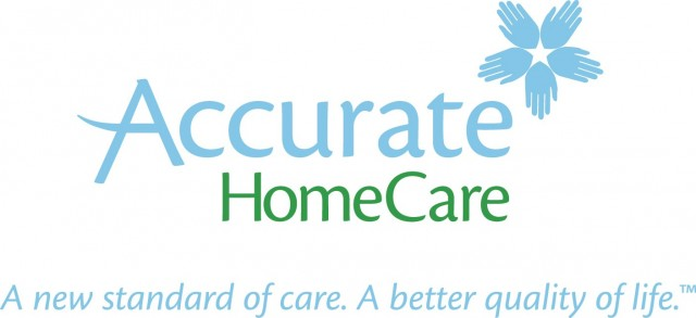 Accurate Home Care logo