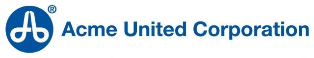 Acme United Corporation. logo