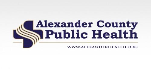 Alexander County Public Health logo