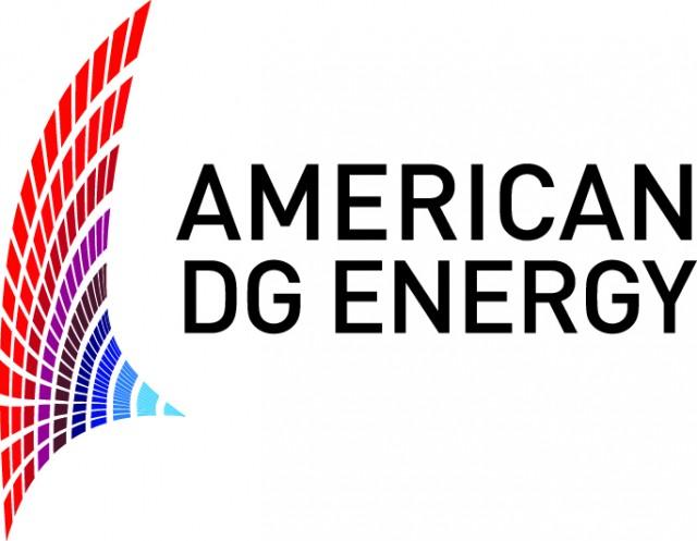 American DG Energy Inc. logo