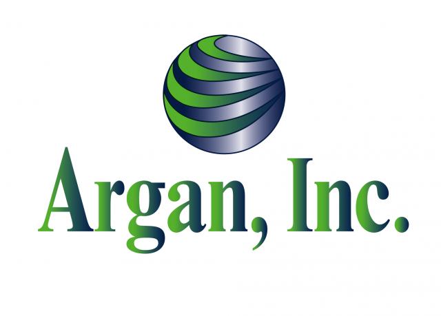 Argan, Inc. logo