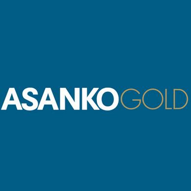 Asanko Gold Inc. log