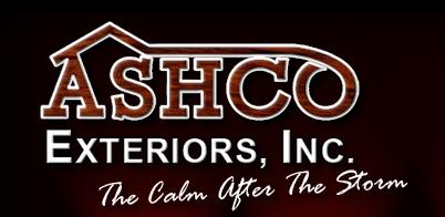 Ashco Exteriors logo