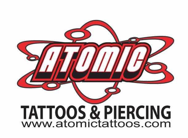 Atomic Tattoos logo