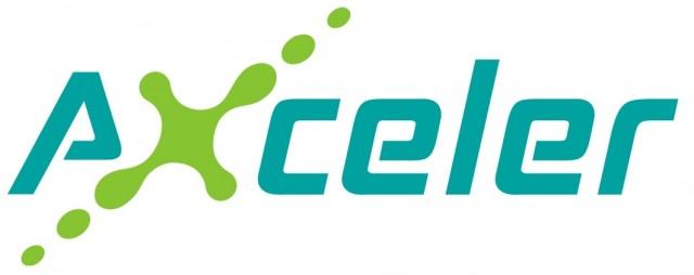 Axceler logo