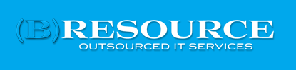 B Resource logo