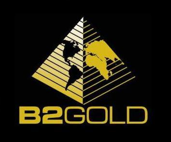 B2Gold Corp logo
