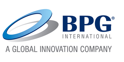 BPG International logo