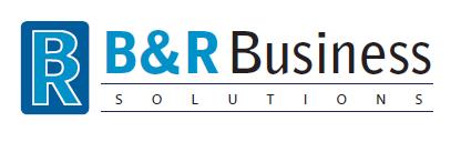 B&R Business Solutions logo