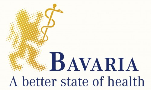 Bavaria State of Health logo