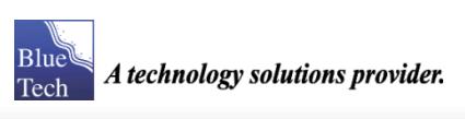 Blue Tech logo
