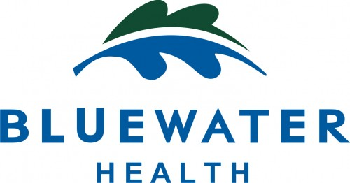 Blue Water Health logo