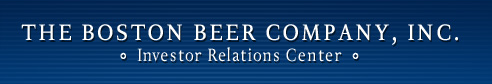 Boston Beer Company, Inc. (The) logo