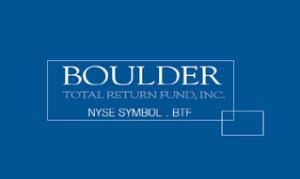 Boulder Total Return Fund, Inc.