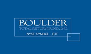 Boulder Total Return Fund, Inc. logo