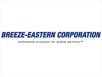 Breeze-Eastern Corporation logo