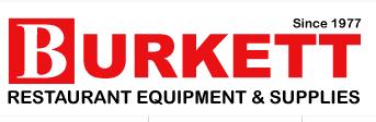 Burkett Restaurant Equipment logo