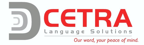 CETRA Language Solutions logo