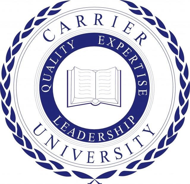 Carrier University Logo