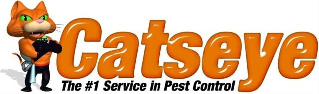 Catseye Pest Control logo