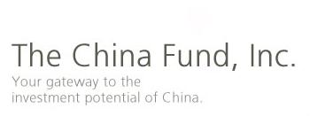 China Fund, Inc. (The) logo