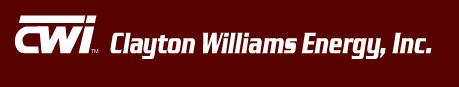 Clayton Williams Energy, Inc. logo