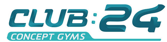 Club 24 Health and Fitness logo