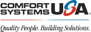 Comfort Systems USA, Inc. logo