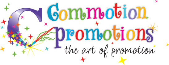 Commotion Promotions logo