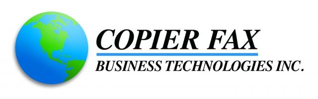 Copier Fax Business Technologies logo