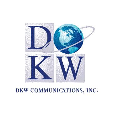 DKW Communications logo