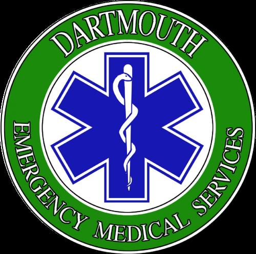 Dartmouth Emergency Medical Service logo