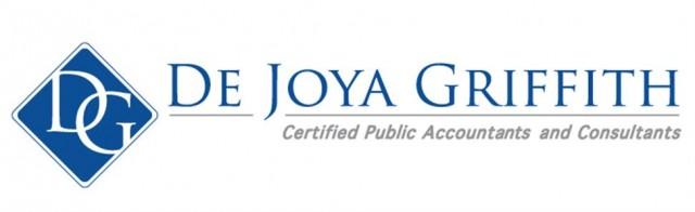 De Joya Griffith logo