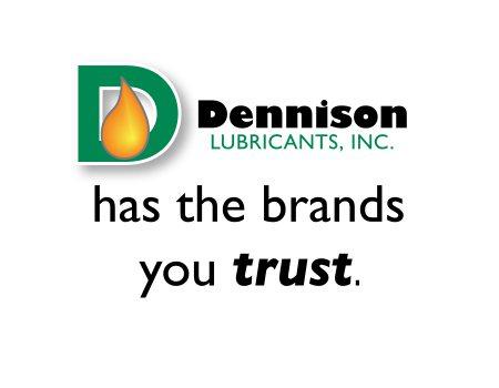 Dennison Lubricants logo