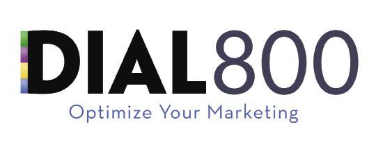 Dial800 logo