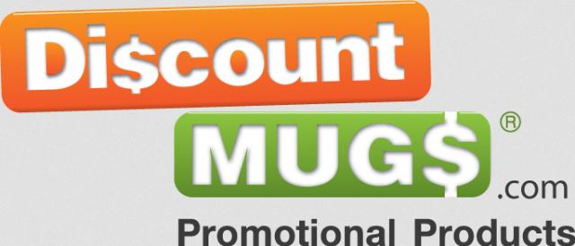 DiscountMugs.com logo