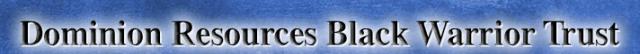 Dominion Resources Black Warrior Trust logo