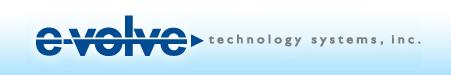 E-volve Technology Systems logo