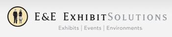 E&E Exhibit Solutions logo