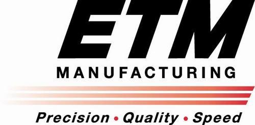 ETM Manufacturing logo