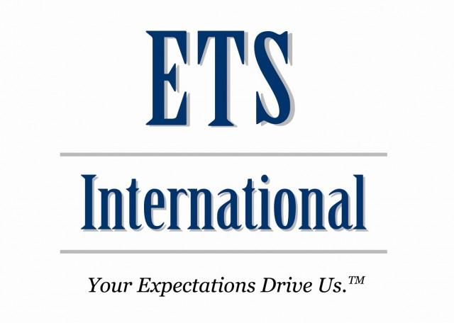 ETS International logo