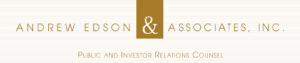 Edson & Associates Inc., Andrew
